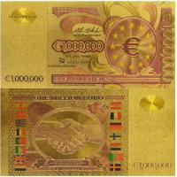 Cheap Colorful Euro 1 Million Banknote for sale