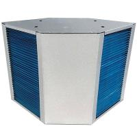 Buy cheap green fresh air counterflow hydrophilic aluminium foil heat exchanger energy from wholesalers