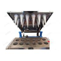 Cheap High Efficiency Wafer Ice Cream Cone Machine With Factory Price|Ice Cream Cone Wafer Making Machine for sale