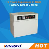 Cheap 900 × 210mm  Uv Testing Equipment For Effective Irradiation Area 5kw 1 Phase for sale