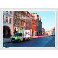 Buy cheap High Resolution Truck Mounted LED Display Mobile Led Screen Pixel Pitch 10mm P5 from wholesalers