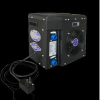 Cheap Investor seeking Excellent CE air source water mini heat pump pool heater for sale