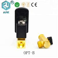 China 0.2~1.6Mpa High Pressure Brass Drain Valve With Automatic Electronic Timer on sale