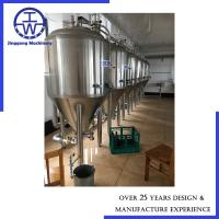 Cheap 1000L / 10bbl Industrial Fermentation Tank , Beer Brewing Container SS304 for sale