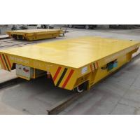 Cheap Battery Powered On Rail Transfer Cart Trolley Heavy Duty 10 Ton To 300 Ton for sale
