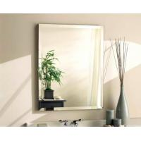 Cheap Rectangle 5mm Automobile Tinted Mirror Glass Coated With Silver And Copper for sale