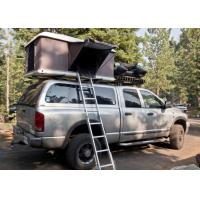 Cheap Off Road Hard Shell Pop Up Roof Top Tent Automatic Type 210x125x95cm Unfold Size for sale