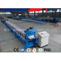 Custom Cold Roll Forming Machine Prefab Steel Structure Building Interlocking Standing Seam Profile