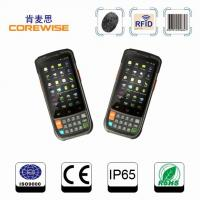 Cheap rugged IP65 Android mobile phone with rfid,nfc,barcode scanner,wifi,gps,bluetooth----CFON610 for sale