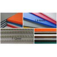 Cheap 8' X 4' Pp Cartonplast Board For Packing / Printing / Protection for sale