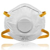Cheap Disposable N95 / KN95 Face Mask For Toxic Particles Filtration for sale