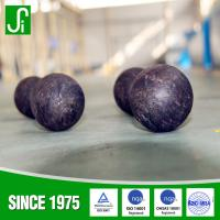 Cheap Grinding Media Forged Steel Ball For Ball Mill Machinery , cement plant , power plant for sale