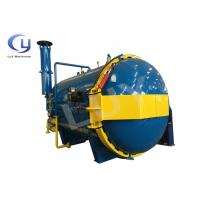 Cheap Full Automatic Composite Curing Autoclave Pressure And Temperature Customized for sale