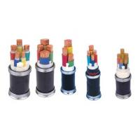 Buy cheap Plastic Insulated High Performance Flame-retardant Power Cable for Distribution Lines from Wholesalers