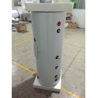 China pressurized hot water storage tank , inner tank made of stainless steel 304 2B on sale