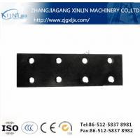 China Elevator parts-fish plate for elevator from China on sale