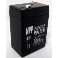 Cheap Rechargeable Battery 6V4.5ah (CE, UL, SGS) for sale