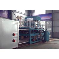 Cheap Recycled Paper Pulp Making Machine , Egg And Fruit Tray Machine for sale
