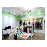 China Luxury Simple Modern Decoration Retail Shop Fittings , Free Design Slatwall Shop Fittings on sale
