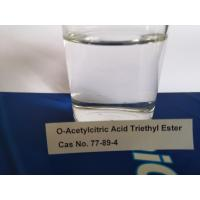Colorless Liquid Citrate Plasticizer O- Acetyl Citric Acid Triethyl Ester