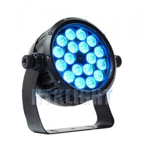Cheap RGBWA + UV 6 In1 18 X 12Watt LED Wall Washer Lights High Brightness for sale