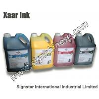 Cheap xaar solvent inks/paint for sale