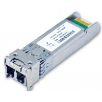 Cheap 1270 - 1450nm SFP+ ER Optical Transceiver Modules For Cisco Switches Duplex LC Connector for sale