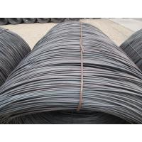 Cheap Piston JIS SNCM220 Hot Rolled Steel Rod Coils , High Tensile Steel Wire wholesale