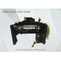 Buy cheap Inkjet Printer Spare Parts 2 cap top ink stack Galaxy automatic lifting ink cleaning station from wholesalers