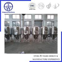 Cheap Customized 500L Stainless Steel Fermentation Tank With 2 Years Warranty for sale