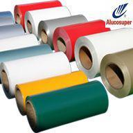Cheap Coated Aluminum Coil for sale