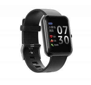 Cheap S20 Popglory full touch Smartwatch with Blood Pressure Blood Oxygen Fitness Tracker together with Heart Rate Monitor for sale