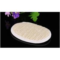 China 100% Comfortable Disposable Bath Sponge Color Customized Body Scrubber Sponge on sale