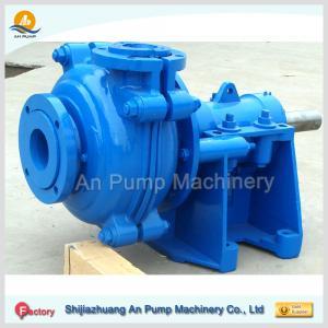 Cheap High Density Ash Handling Slurries Pump for sale