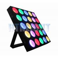 Cheap Professional Audience Blinder Led Rgb Stage Light 3 In 1 25*9W , Vibrant Chasing Effect for sale