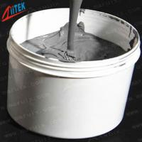 Buy cheap Silicone High Temperature Thermal Grease Power Conversion Equipment Laptop GPU from wholesalers