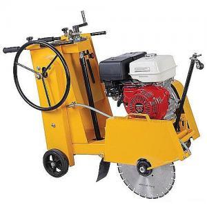 Cheap Asphalt Road Cutter Road Machine with Diesel Engine Saw Machine for sale