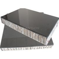 China Stone Aluminum Honeycomb Panel ( AHP )10mm for Exterior / Interior Wall on sale