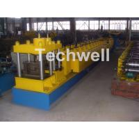 Cheap Casting Structure Rack Beam Roll Forming Machine / Box Beam Roll Forming Machine With 1.8-2.3mm Thickness for sale