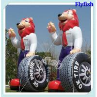 Cheap inflatable wheel advertising for sale