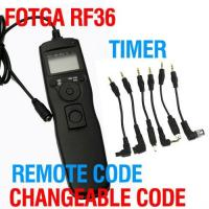 Cheap Astrophotography Fotga Digital SLR Camera Remote Cord Self-Timer for Canon 1100d 60d 600d wholesale