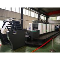 Cheap Intermittent Multicolor Offset Printing Machine 30000kg For 6 Color OPT660-FLEXO for sale