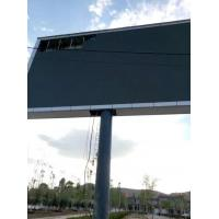 Cheap P8 SMD3535 Outdoor Led Advertising Screens , Front Access Nationstar Full Color Led Display for sale