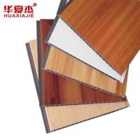Cheap Recyclable 73% UPVC Wall Panels , Plastic Wall Covering Panels for sale