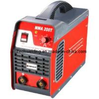 Cheap Inverter DC MMA Welding Machine (MMA200T) for sale