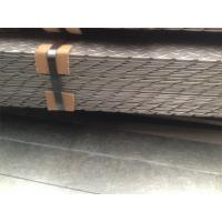 China Stainless Steel Diamond Plate Sheets, Ground Stainless Steel Plate on sale