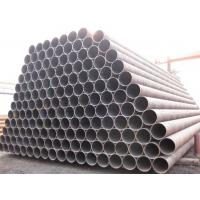 Cheap Weld / Seamless Carbon Black Steel Pipe Astm53 Astm A53 Thickness 5mm - 80mm for sale