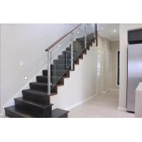 Cheap Customized Modern High Quality Stainless Steel Glass Railing for Stairs for sale