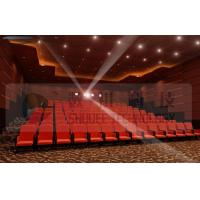 Cheap 5.1 Surround Audio System 3d Cinema Equipment With Digital Video Projection for sale
