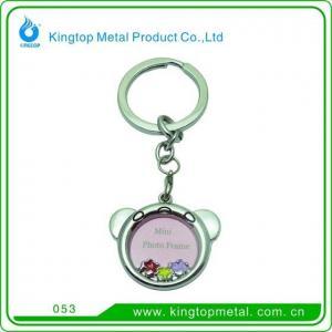 Cheap Mini Photo Frame Keychain for sale